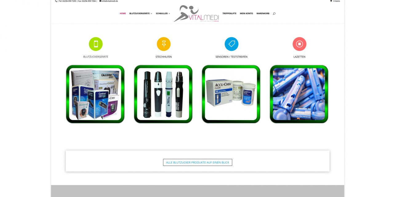 Stechhilfe | Diabetiker | Fragen | Diabetesbedarf | Produkte Blutentnahme