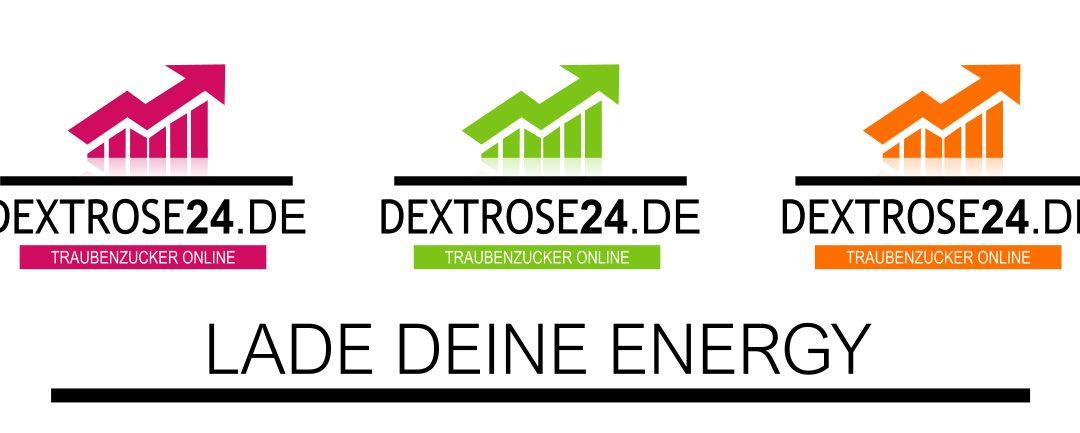 DEXTROSE24.de Traubenzucker Online   Lade Deinen Energy Shop