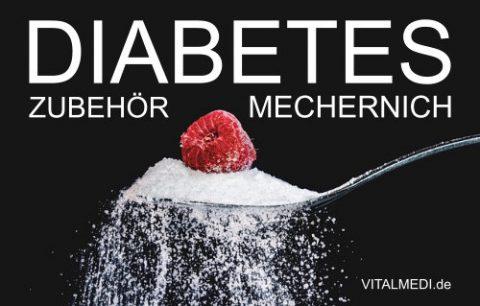Diabetes Mechernich Selbsthilfe mit Zubehör von Vitalmedi