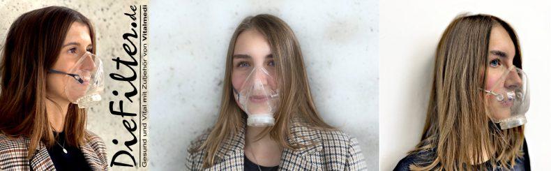 VORWERK-Die Maske Super schnelles auf- und absetzen |> Die Filter